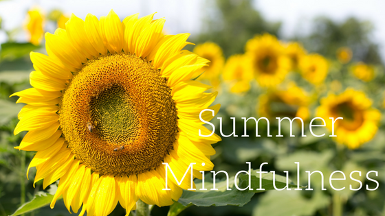 Summer Mindfulness