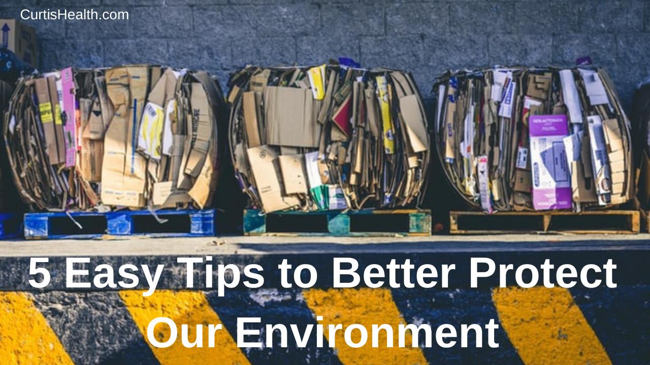 Environmental Tips
