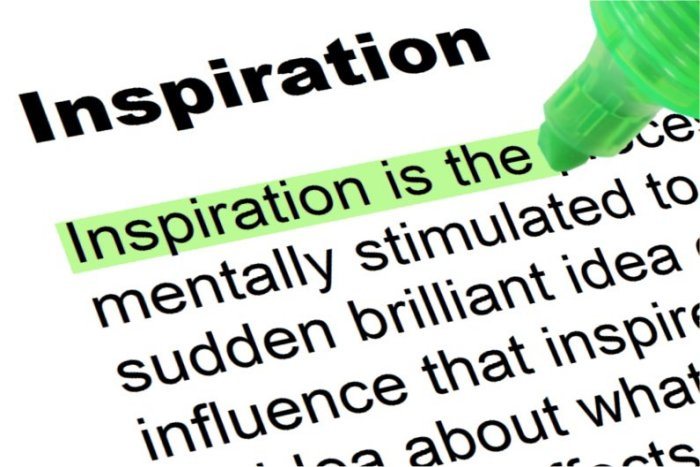 21 Mindful Days - Day 8 - Inspiration and Perspiration ...