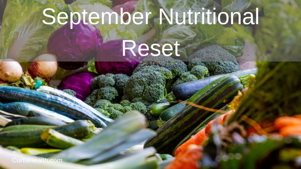 Nutritional Reset